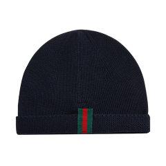 19秋冬GUCCI/古驰男女童羊毛帽子图片