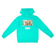 VHNY/VHNY彩色5色可选薄款男女卫衣纽约影像VHNY913H图片