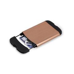 umbra BUNGEE 蹦极金属多功能收纳盒便携公交卡名片夹银行卡存储盒图片