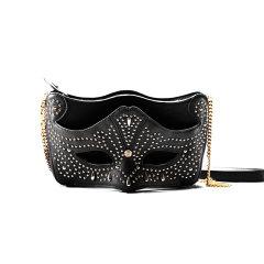 VIVALANDS/VIVALANDS 【威尼斯面具手包】 女士牛皮铆钉/刺绣手包/肩包 神秘 小众设计师品牌皮具图片