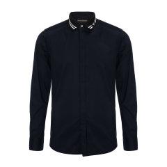 EmporioArmani/安普里奥阿玛尼男士长袖衬衫-男士衬衫图片