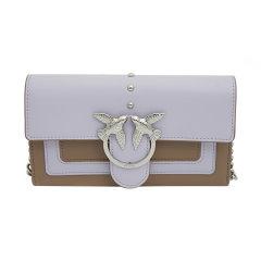 Pinko/品高 女士铆钉款燕子包链条包 女款单肩包斜挎包女包图片