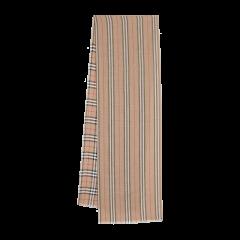 【大陆现货】BURBERRY/博柏利 20年秋冬 经典格纹百搭 女性 围巾 8018173A7026图片