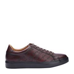QUARVIF/QUARVIF  19年秋冬 板鞋 平底鞋 男性 拼色 板鞋 QMG93030图片