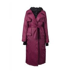 ARETE/ARETE内层可脱卸羽绒风衣女士羽绒服图片
