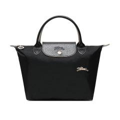 Longchamp/珑骧 女士LEPLIAGE系列织物小号短柄可折叠手提包 1621 619图片