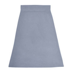 BLUE ERDOS/BLUE ERDOS 女装 秋冬 松紧腰 双提A字裙 女士半身裙图片