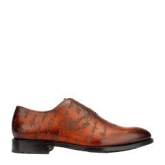Quarvif/Quarvif 男式手工皮鞋男士商务正装鞋【经典款 法国进口小牛皮 大底】QMG98723图片