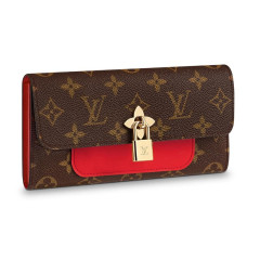 Louis Vuitton/路易威登LV女包横款卡包 老花手包   钱包 M62577图片