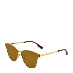 MCQ ALEXANDER MCQUEEN 女士时尚反光镜片太阳镜眼镜 MQ0136S多色可选图片