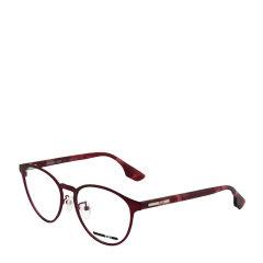 MCQ ALEXANDER MCQUEEN 男女同款时尚圆形平光镜近视眼镜 MQ0085O多色可选图片