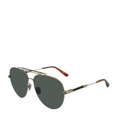 Bottega Veneta/葆蝶家 BV 男女同款金属镜框太阳镜眼镜 BV0106S多色可选图片