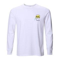 A.P.C./A.P.C. 男士长袖T恤圆领全棉图片