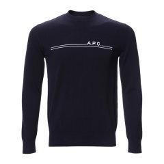 A.P.C./A.P.C. 男士针织衫/毛衣长袖圆领图片