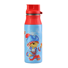 THERMOS/膳魔师  Alfi单层不锈钢运动水瓶(element Bottle )600ml图片