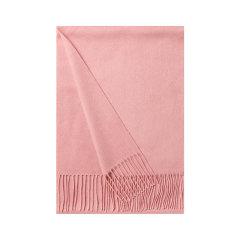 SNOW LOTUS/雪莲 秋冬 中性 韩版纯色 羊毛披肩 围巾 优雅简约 礼盒装 769800图片