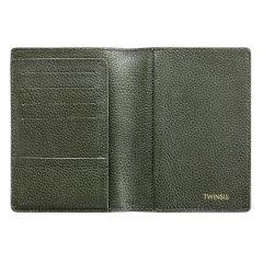 Twinsis旅行家系列真皮行李牌护照夹套装 旅行伴侣 节日手礼图片