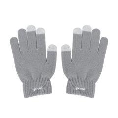 pack all 触摸屏手套防滑点胶加绒触屏手套 三色可选 PA-91116图片