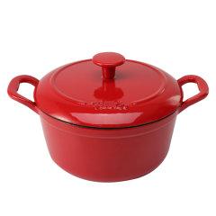 Fissler/菲仕乐 Calen食色系列20厘米铸铁锅 多色可选图片