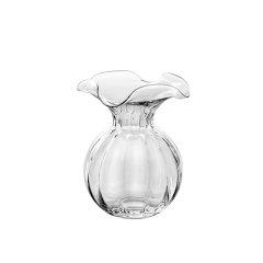 意大利进口IVV 手工北欧式彩色玻璃大小号干鲜花瓶装饰品插花摆件图片