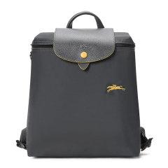 Longchamp/珑骧女包 LE PLIAGE系列 女士可折叠奔马刺绣标尼龙翻盖拉链双肩背包 1699 619 300图片