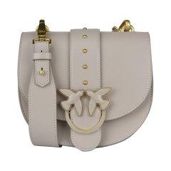 Pinko/品高  女士单肩包斜挎包燕子包女款包包女包图片