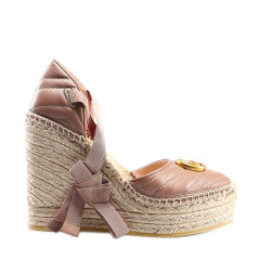 GUCCI/古驰 19年春夏 gucci鞋 女性 坡跟鞋 573023/BTMO0_5729图片