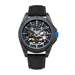SEA-GULL/海鸥表锋芒系列手表男士自动机械表多边形镂空夜光指针腕表图片