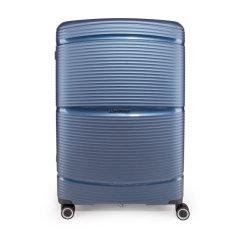 Lushberry / Lushberry Plasma Lite系列 深蓝色 聚丙烯纤维(PP)拉杆箱(20寸/24寸/28寸) 八轮,静音,防水拉链,TSA锁旅行箱,防震,超轻,大容量图片