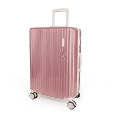 Lushberry / Lushberry Darlington Lite系列 粉红色 PC/ABS 拉杆箱(20寸/24寸/28寸)女士款 时尚款 USB 可充电款 TSA锁 超轻大容量 8轮 静音图片