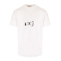 Givenchy/纪梵希 20年春夏 男士T恤 男性 黑色 男士短袖T恤 BM70UQ3002 001图片