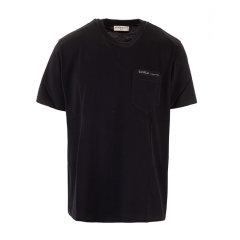 Givenchy/纪梵希 20年春夏 男士T恤 男性 黑色 男士短袖T恤 BM70VA3002001图片