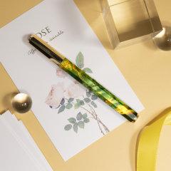 JIANGYI/匠艺 新年礼盒 新春红运版签字笔记本礼盒 斑斓笔记套装 年礼企业团购商务图片