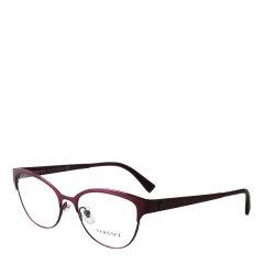 【低价清仓】VERSACE/范思哲 金属全框美杜莎标注装饰女士光学镜架眼镜框 0VE1240图片