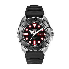 SEIKO/精工男表5号系列水鬼运动防水夜光全自动机械表男士手表图片