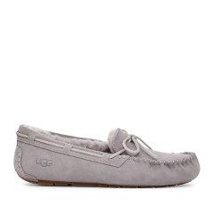 UGG2019秋冬新款女士便鞋休闲低帮平底蝴蝶结单鞋1107949图片