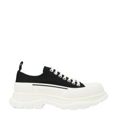 Alexander McQueen/亚历山大麦昆 20年春夏 小白鞋 男性 白色 休闲运动鞋 604257_W4L32_9000图片