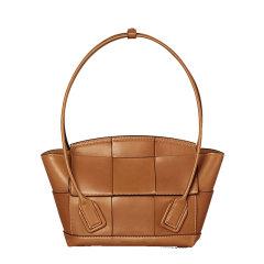 【包税】Bottega Veneta/葆蝶家新款  ARCO 33系列 光面牛皮单肩手提包 (5色可选)图片