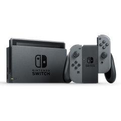 Nintendo/任天堂 Switch 国行 游戏机 家用 续航 增强版 掌机 NS 体感 游戏机 国行 Switch图片