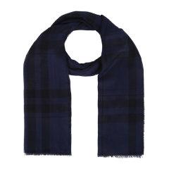 Lanvin/浪凡【19秋冬】男女通用围巾 羊绒 格纹 5600图片