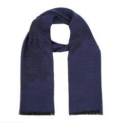 Lanvin/浪凡【19秋冬】男女通用围巾 羊毛 大恐龙图案 5625图片