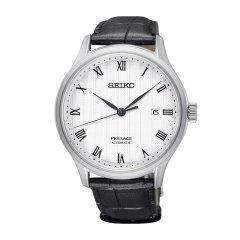 SEIKO/精工男表PRESAGE领航系列商务手表手动上链机械表男图片