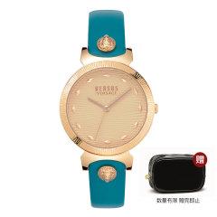 【19秋冬新款】VERSUS/VERSUS 范瑟丝 MARION系列气质手表 时尚镀金个性石英女表图片
