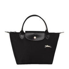 Longchamp/珑骧 LE PLIAGE系列 女士时尚小号短柄手提包单肩包挎包饺子包通勤包可折叠女包 1621619 多色可选图片