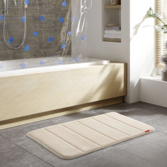 西班牙进口吸水防滑浴室垫  利快tatay细纤维速干柔软地垫 可机洗门垫图片