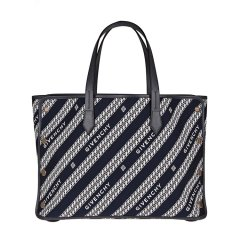 Givenchy/纪梵希 20年秋冬 女包 女性 混色 手提包 BB50AVB.0S0_404中号GIVENCHY链条提花BOND购物袋51*17*30cm图片