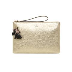 Radley/蕾德莉英国 中号拉链手拿包女士小方包新款包包牛皮H1538001图片