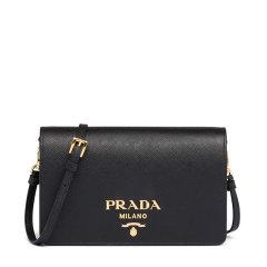 PRADA/普拉达 女士Prada Saffiano皮革手袋斜挎包 1BP019_NZV_V_OOO 2020年春夏图片
