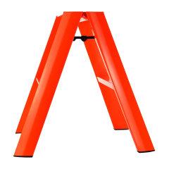 日本进口铝合金梯子   利快长谷川2层梯凳  家用多功能折叠梯子工具梯   红点奖图片