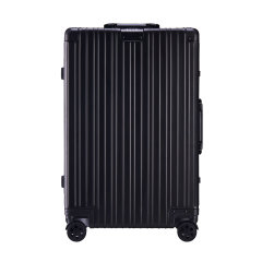 ELLE/ELLE中性款式 高端铝镁合金硬箱 青年全铝拉杆箱ELDL5518(24-26寸)图片